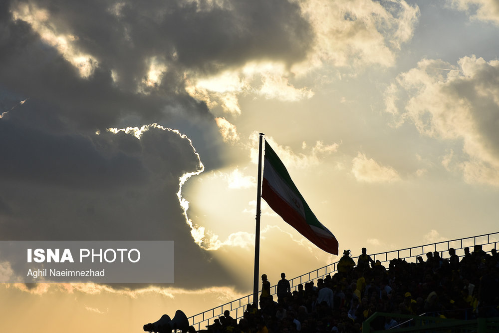 یک چهارم نهایی جام حذفی- دیدار تیمهای فوتبال صنعت نفت آبادان و سایپا - 30