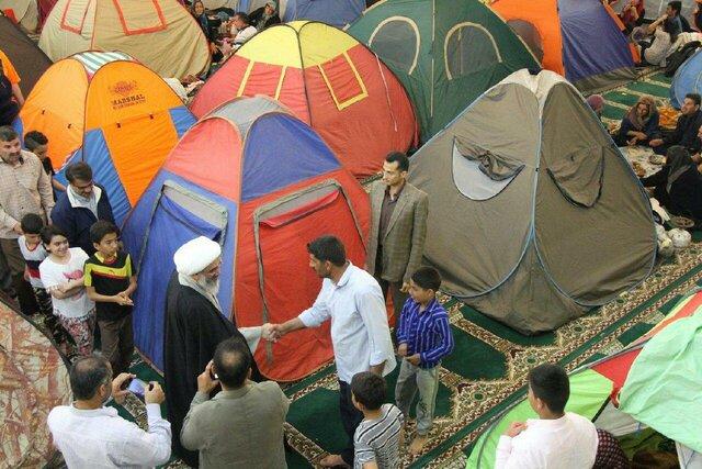 مصلاهای استان بوشهر در اختیار مسافران نوروزی/تهیه مایحتاج اولیه میهمانان