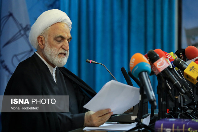 دستگیری ده متهم حادثه چابهار/نظراتی در مورد منع بکارگیری بازنشستگان/تایید حکم اعدام باقری درمنی - 29