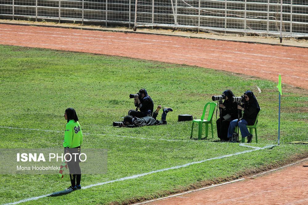 دیدار دوستانه  فوتبال جوانان دختر ایران و اردن (تصاویر) - 23