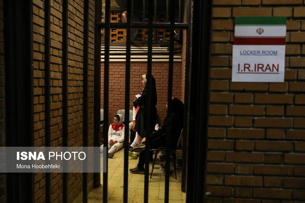 دیدار دوستانه  فوتبال جوانان دختر ایران و اردن (تصاویر) - 37