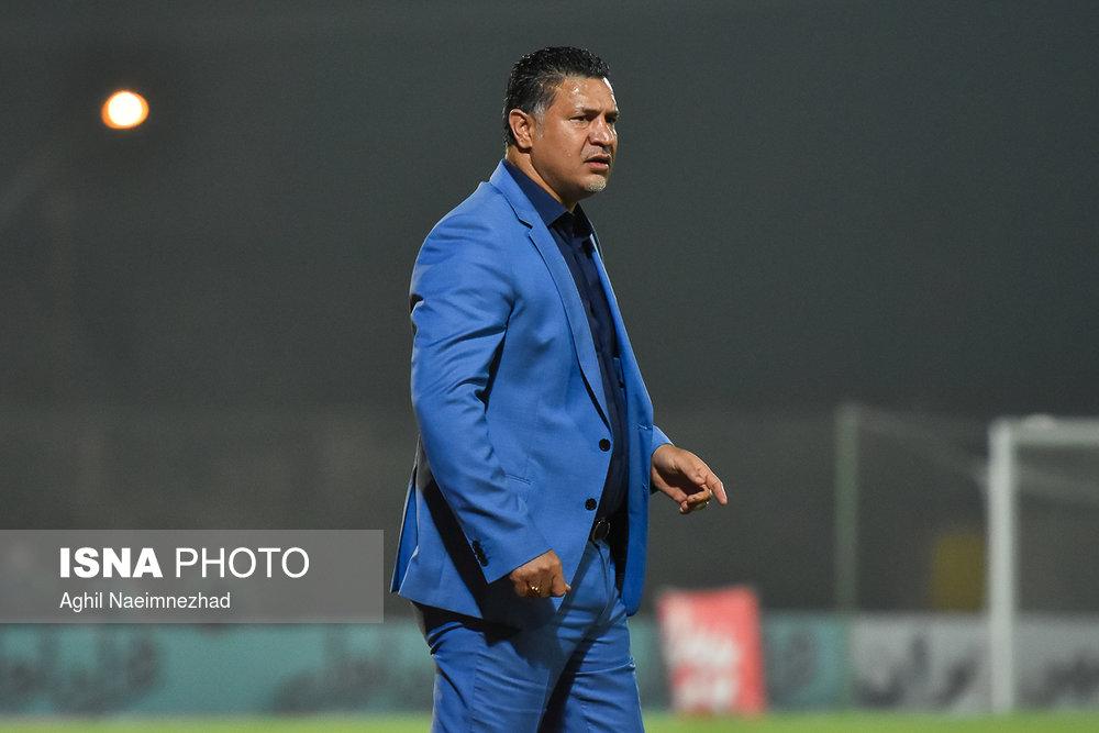 یک چهارم نهایی جام حذفی- دیدار تیمهای فوتبال صنعت نفت آبادان و سایپا - 13