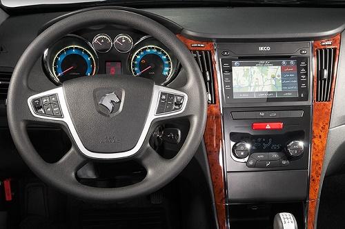 معرفی و مشخصات خودروی دنا کد کلاس ۷۰۱۱۲ - 14