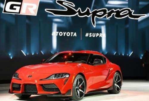 قمار بزرگ تویوتا با خودروی سوپرا - 0
