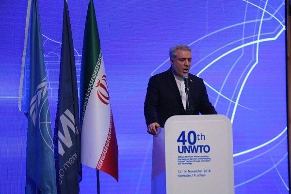بازدید ۶ میلیون خارجی از ایران در سال جاری