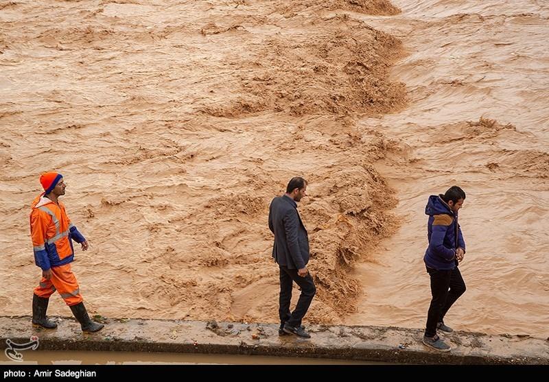 استانهای که فردا خطر آبگرفتگی و سیل تهدیدشان میکند