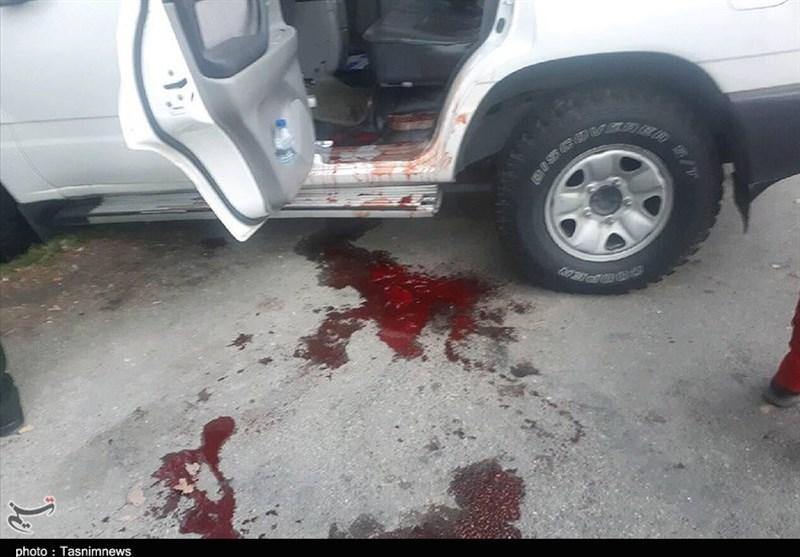 محل وقوع تصادف خودروی رئیس سازمان تامین اجتماعی کشور+تصاویر - 5