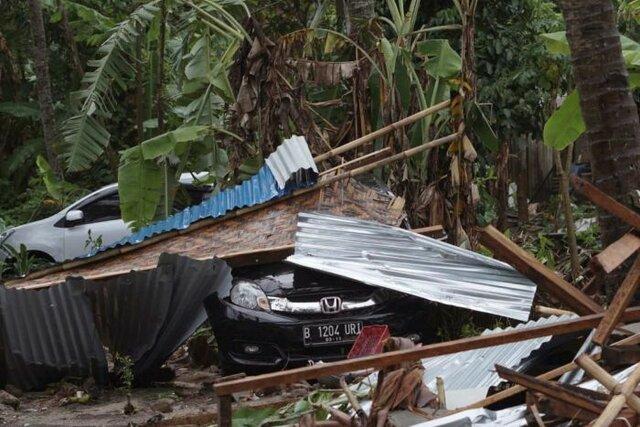 هشدار چندروزه برای بازماندگان سونامی اندونزی + عکس - 22