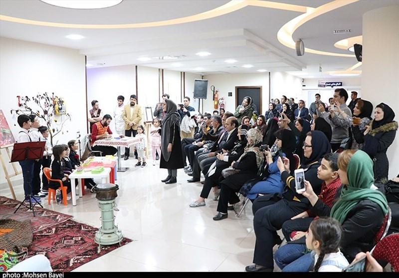 یلدای مهربانی در بیمارستان کاشان+تصاویر - 12