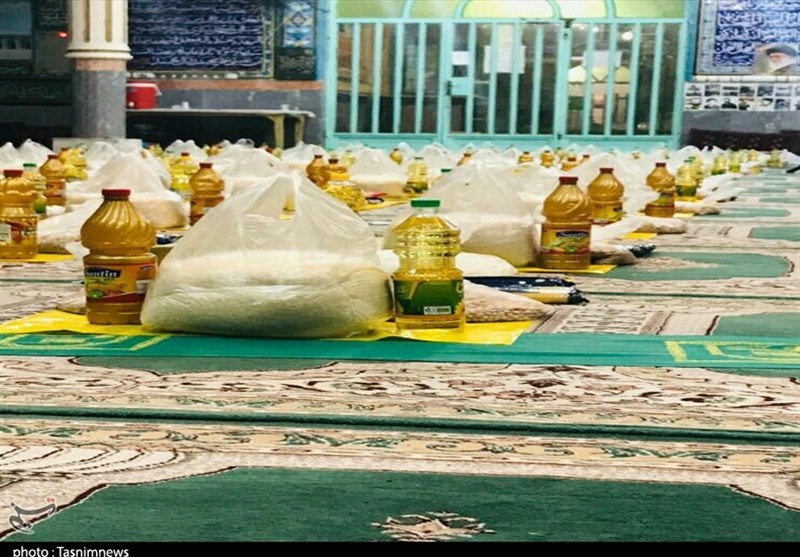 ۶۰ سبد غذایی بین نیازمندان اهوازی توزیع شد+تصویر - 7