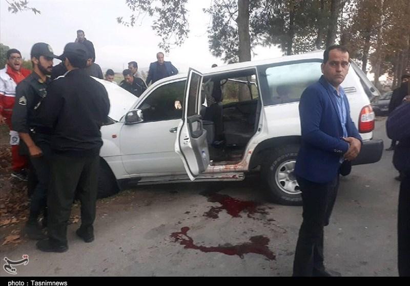 محل وقوع تصادف خودروی رئیس سازمان تامین اجتماعی کشور+تصاویر - 4