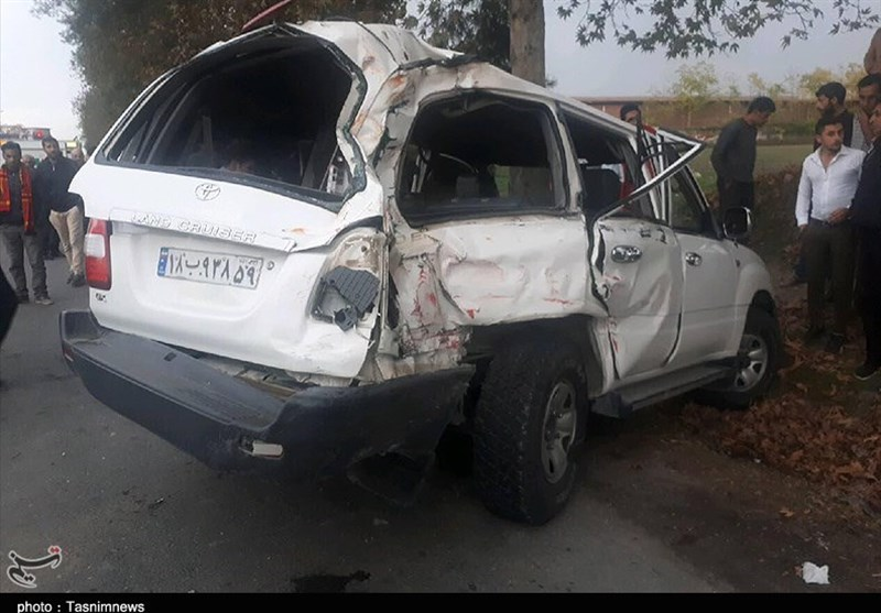 محل وقوع تصادف خودروی رئیس سازمان تامین اجتماعی کشور+تصاویر - 6