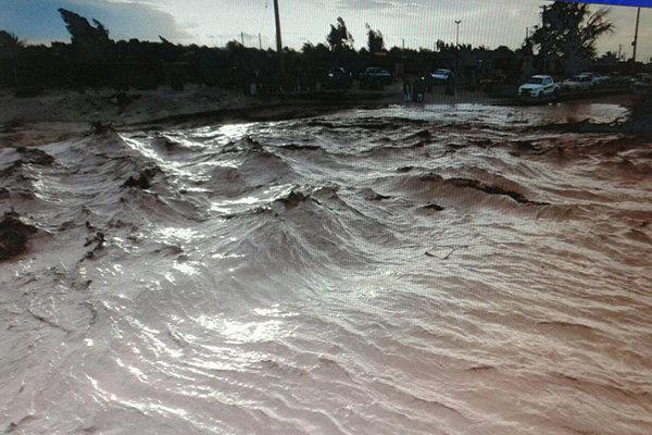 پایان خشکسالی و آغاز سیلاب در جنوب کرمان/ یک نفر جان باخت - 4