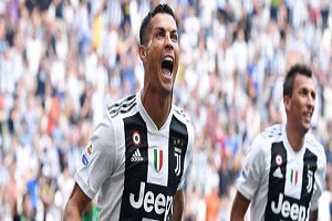 رونالدو بهترین بازیکن هفته لیگ قهرمانان اروپا شد