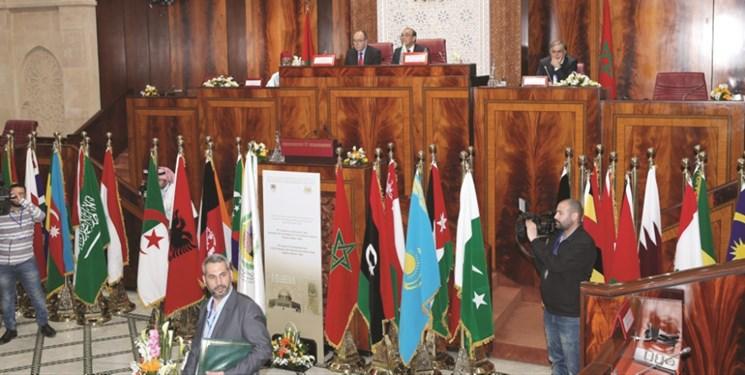 جدال بر سر ایران در مراکش