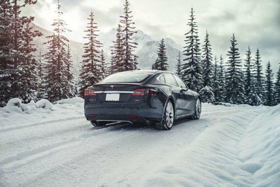 خودروهای برقی در زمستان بدون هیچ مشکلی کار میکنند! - 7
