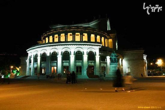 جاهای دیدنی ایروان؛ شهر تاریخ و شیرینی