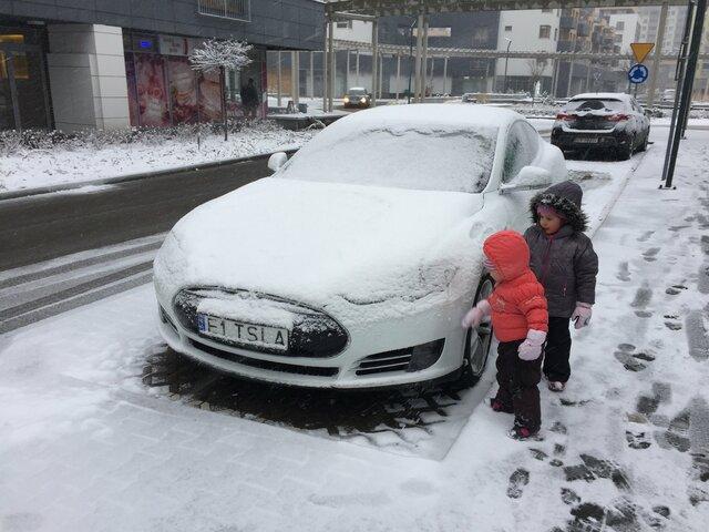 خودروهای برقی در زمستان بدون هیچ مشکلی کار میکنند! - 10