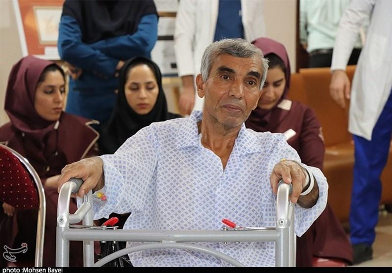 یلدای مهربانی در بیمارستان کاشان+تصاویر - 1