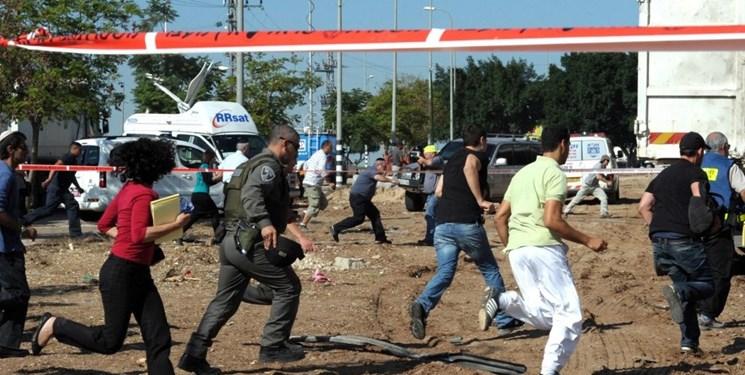 حمله موشکی به تلآویو/ حداقل ۷ صهیونیست زخمی شدند