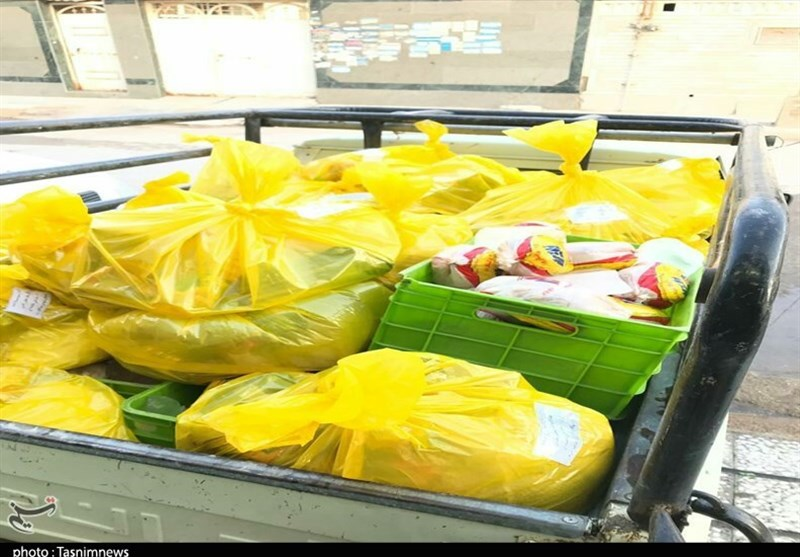 ۶۰ سبد غذایی بین نیازمندان اهوازی توزیع شد+تصویر - 13