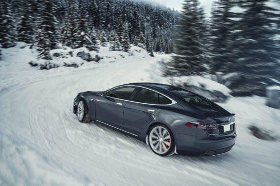 خودروهای برقی در زمستان بدون هیچ مشکلی کار میکنند! - 9
