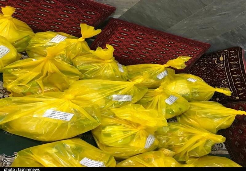 ۶۰ سبد غذایی بین نیازمندان اهوازی توزیع شد+تصویر - 14