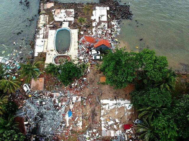 هشدار چندروزه برای بازماندگان سونامی اندونزی + عکس - 21