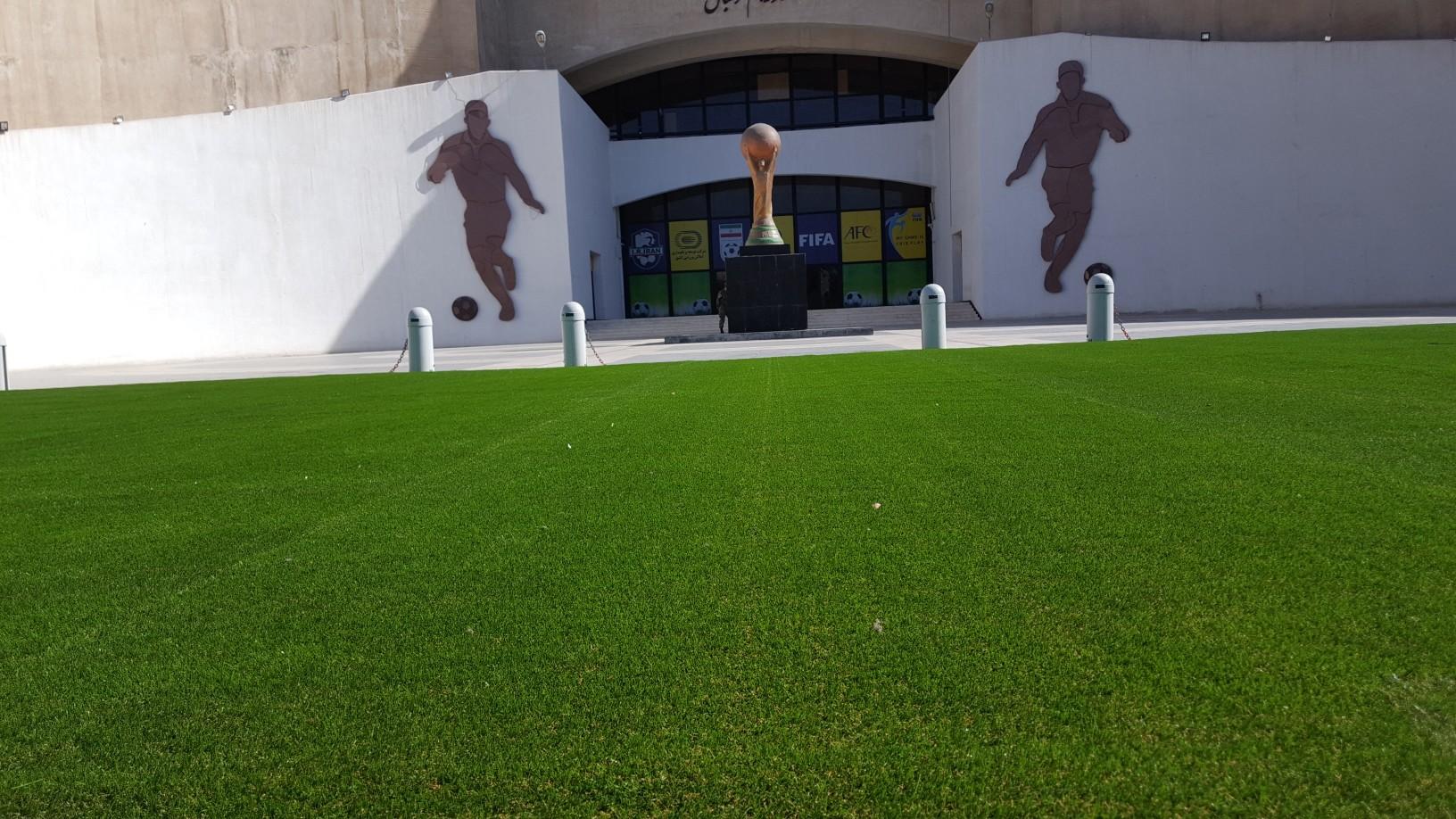 حاشیههای پیش از دیدار پرسپولیس ایران و السد قطر در ورزشگاه آزادی - 21