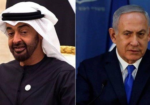 روابط نتانیاهو با محمد بن زاید فاش شد؛ رسوایی بزرگ برای امارات متحده و اسراییل