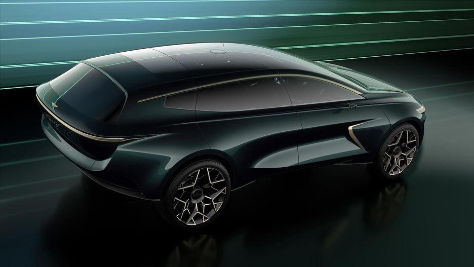 رونمایی از خودروی هایپرلاکچری استون مارتین لاگوندا در نمایشگاه ژنو - 8