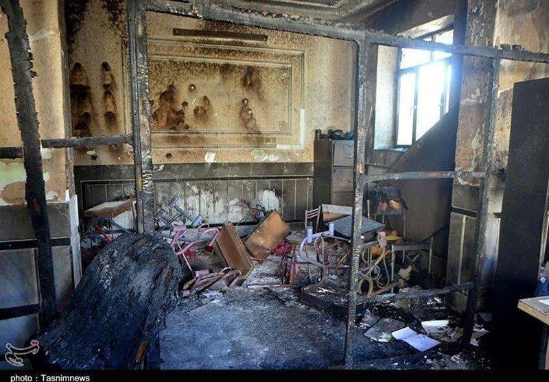بازدید نمایندگان از مدرسه حادثه دیده زاهدان /تصاویر - 3