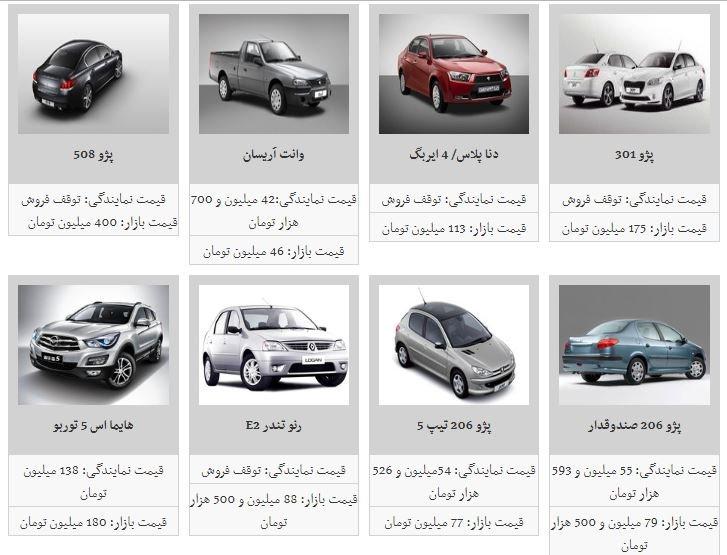 قیمت برخی از خودروهای داخلی افزایش یافت/ فهرست قیمتها - 8