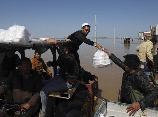 واژگونی یک قایق داوطلبان مردمی در گمیشان؛ چند نفر مفقود شدند