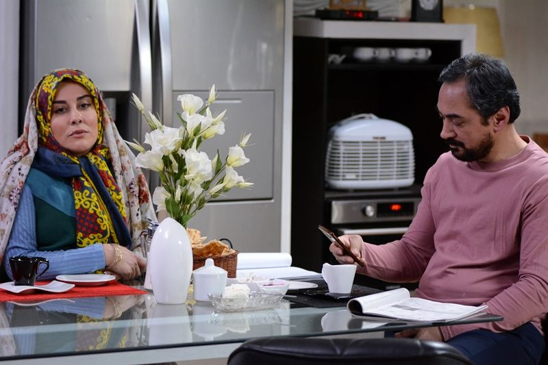سریالی که با درگذشت پیام صابری همسر زیبا بروفه نیمهتمام ماند - 2