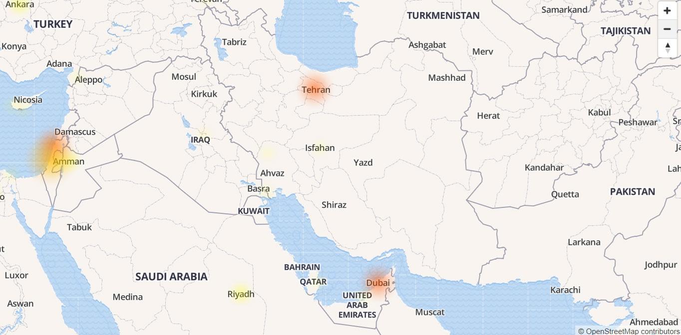 قطع تلگرام در ایران و اروپا - 3