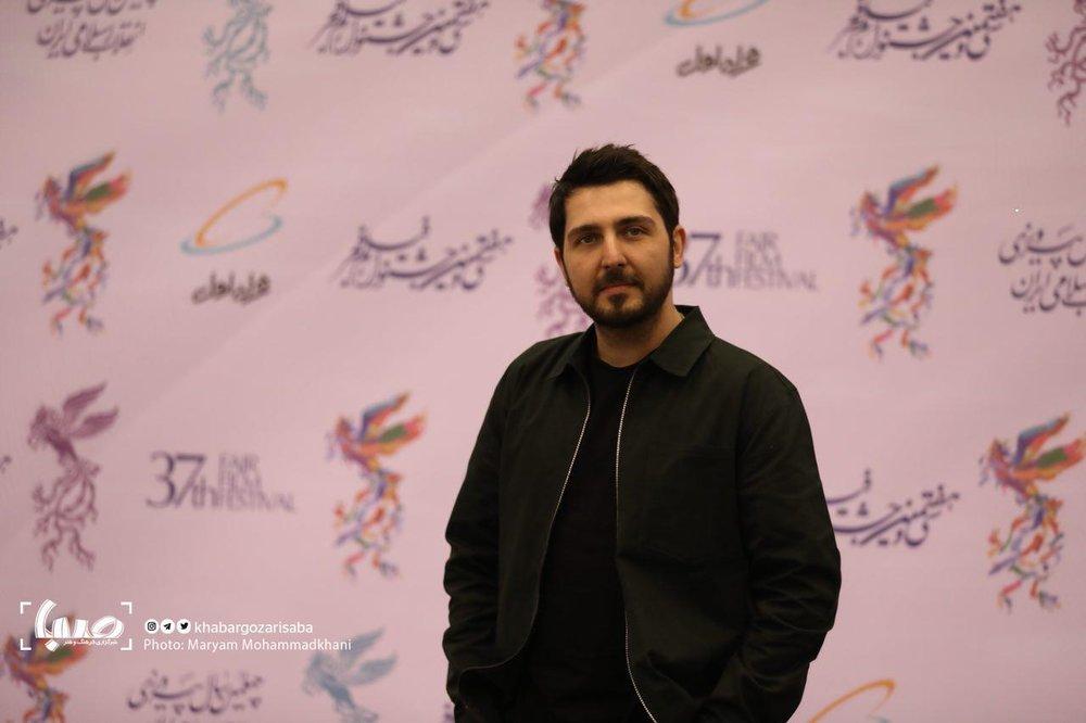 تصاویر | بازیگران سینما روی فرش قرمز جشنواره فجر - 12