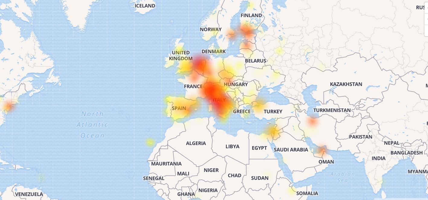قطع تلگرام در ایران و اروپا - 5