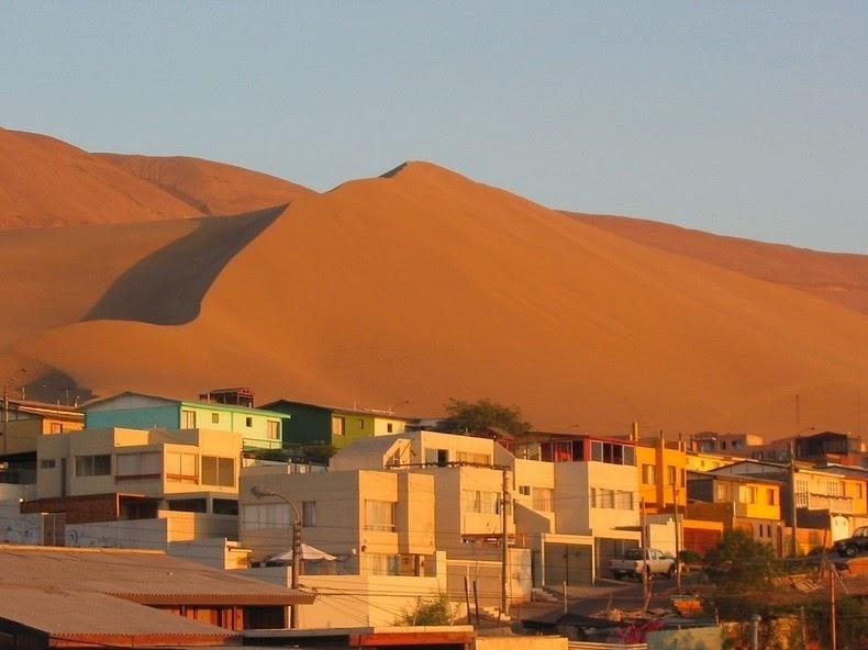 تصاویر همسایگی دریا و شنزار در نمایی دیدنی از تپه اژدها - 7