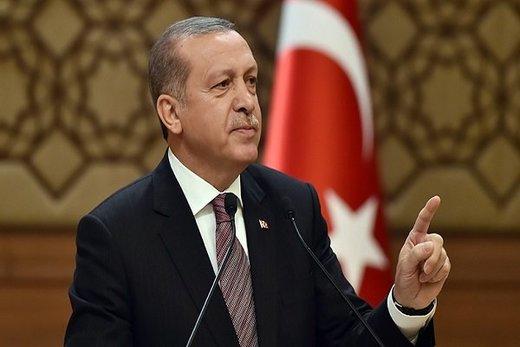 فصل الخطاب اردوغان به آمریکا