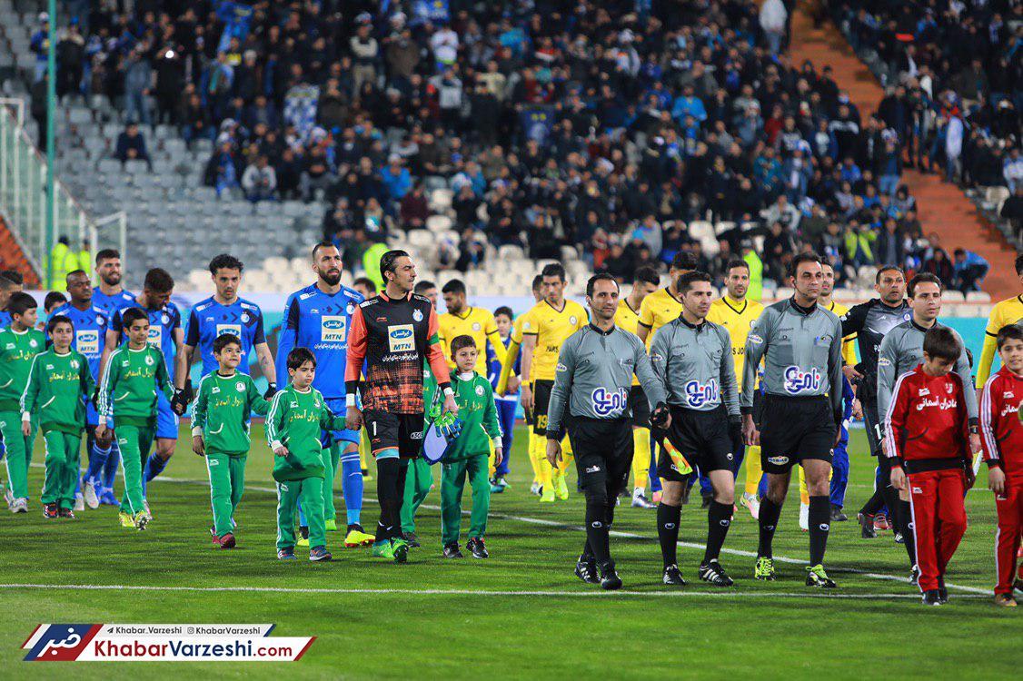 رکورد خاص رحمتی در لیگ برتر - 1