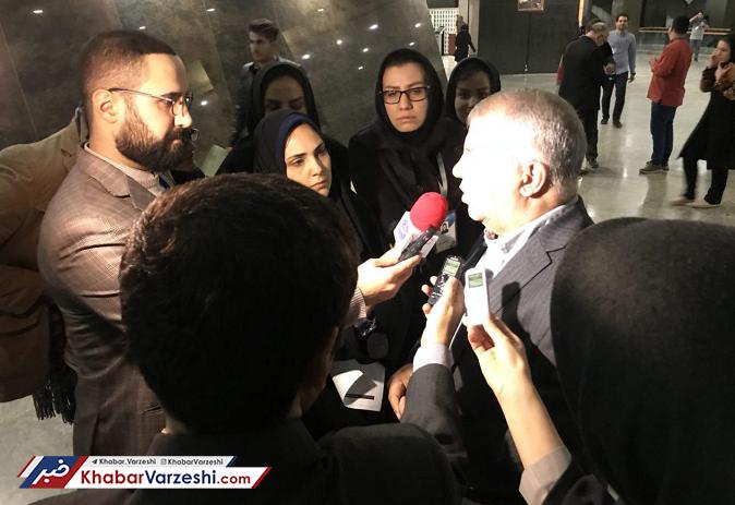 پروین: تصمیم مسئولان برای واگذاری استقلال و پرسپولیس جدی است - 0