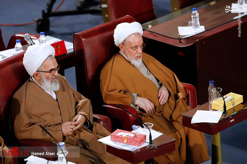 عکس/ اختتامیه ششمین اجلاسیه مجلس خبرگان - 22