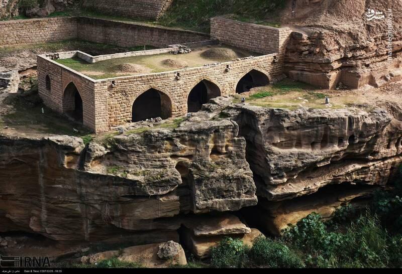 عکس/ شاهکار فنیومهندسی ایرانیان باستان - 8