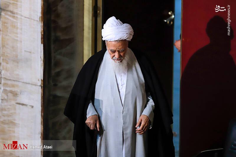 عکس/ اختتامیه ششمین اجلاسیه مجلس خبرگان - 17