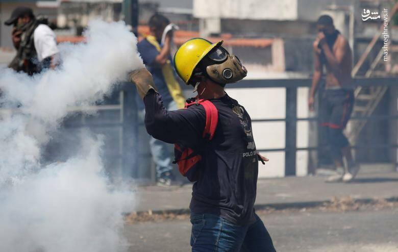 عکس/ در ونزوئلا چه خبر است؟ - 20