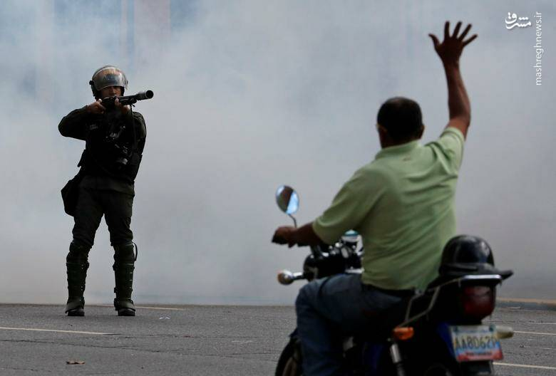 عکس/ در ونزوئلا چه خبر است؟ - 19