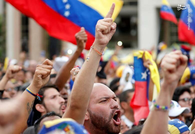 عکس/ در ونزوئلا چه خبر است؟ - 9