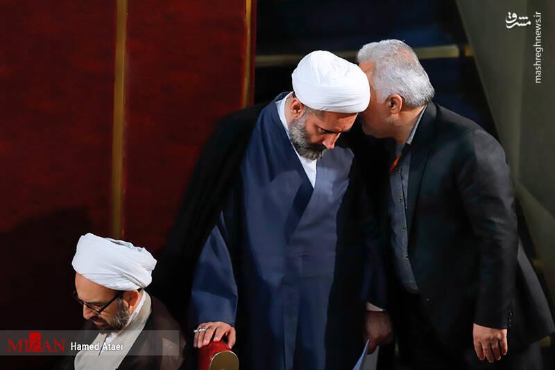 عکس/ اختتامیه ششمین اجلاسیه مجلس خبرگان - 14