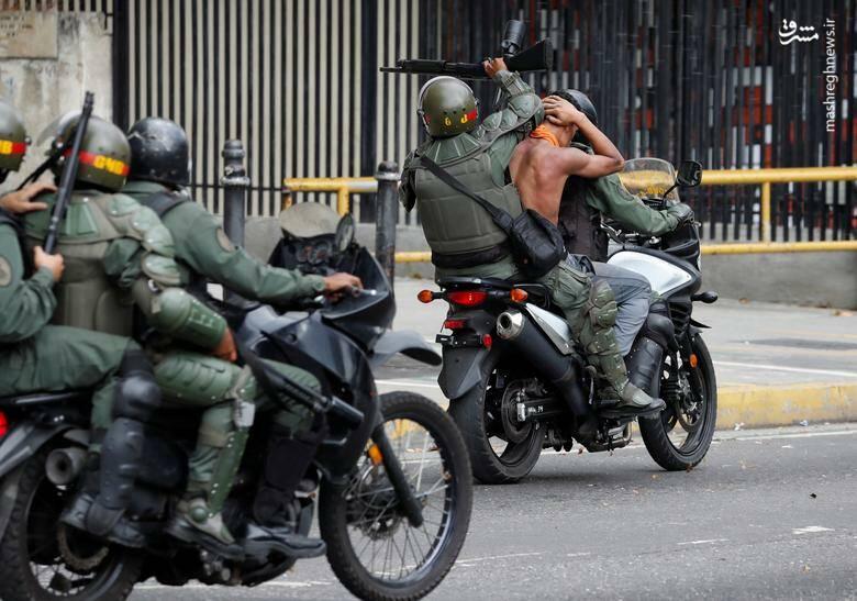 عکس/ در ونزوئلا چه خبر است؟ - 4